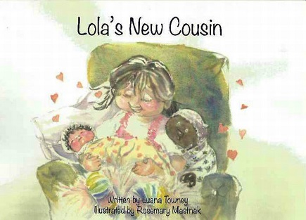 Lola's New Cousin book cover